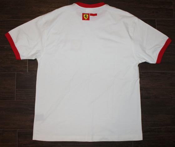 caff1b71 Vintage Tommy Hilfiger Ferrari Ringer T-Shirt (Size L) — Roots