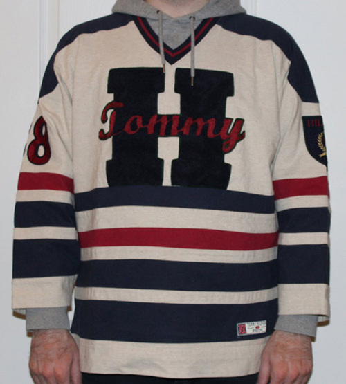 c7bba73c164 Vintage Tommy Hilfiger Athletics 88 Hockey Jersey (Size M).  th-hookey-shirt-1.jpg