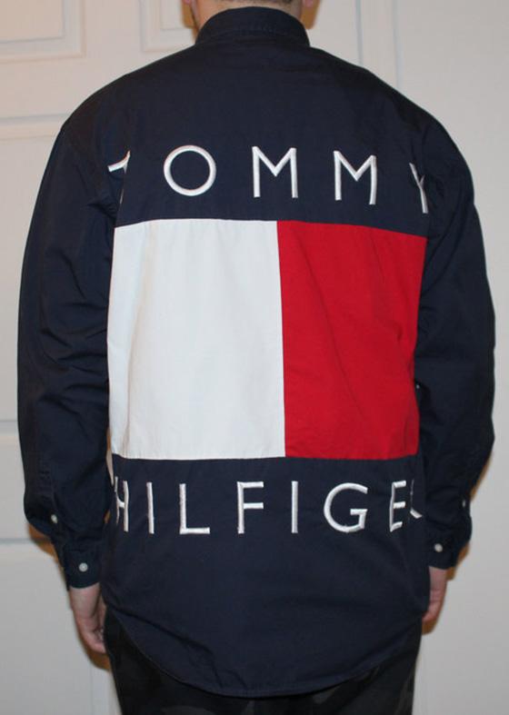 red ralph lauren hoodie tommy hilfiger big logo