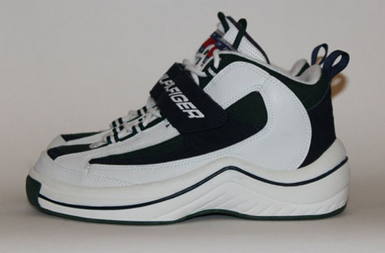 22912ab7b Vintage Tommy Hilfiger BBall w Strap Sneaker (Size 8.5) — Roots