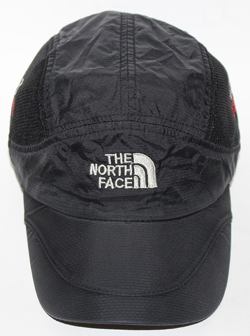 The North Face Flight Series Mesh 5 Panel Black Hat — Roots 7a975c575ff