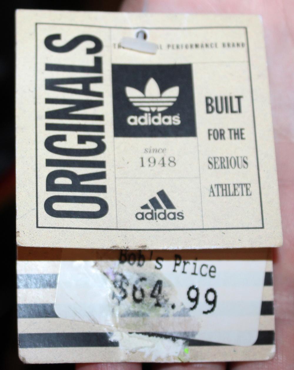Vintage Adidas Black Gold Red Shinny Track Jacket Size L Nwt