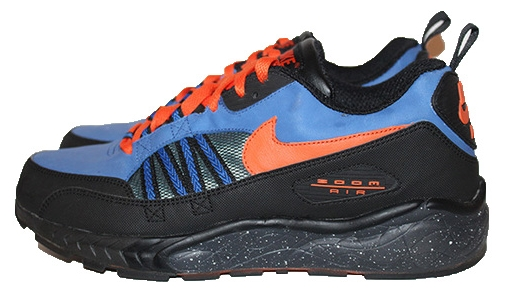 Nike Air Max 90 Trail Low Black   Blue   Orange (Size 10) — Roots 1a7c6542f403
