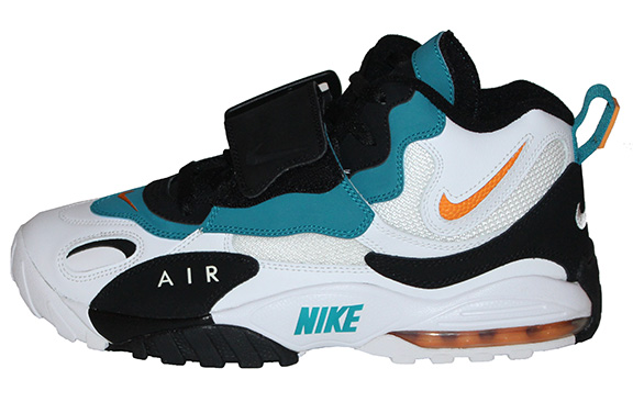 5f48d436105 Nike Air Max Speed Turf Dolphins (Size 10.5) DS — Roots