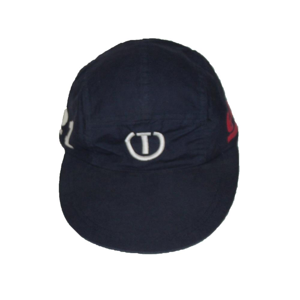 Vintage Gap Navy Long Brim Cap — Roots 10f3d1c85223
