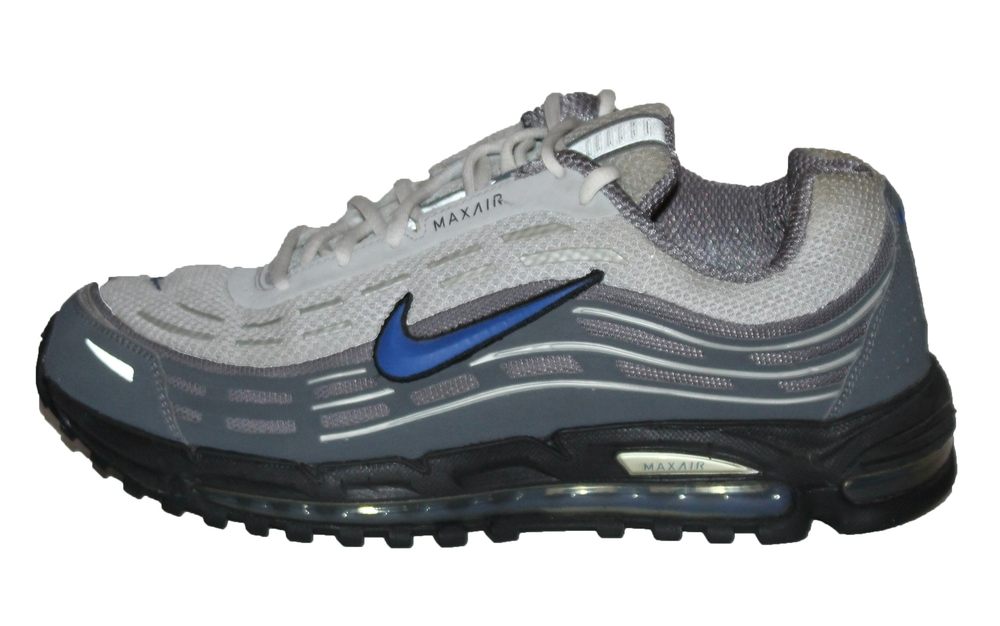 sports shoes ae359 2285e ... Nike Air Max TL 2.5 Grey Royal (Size 12) — Roots ...
