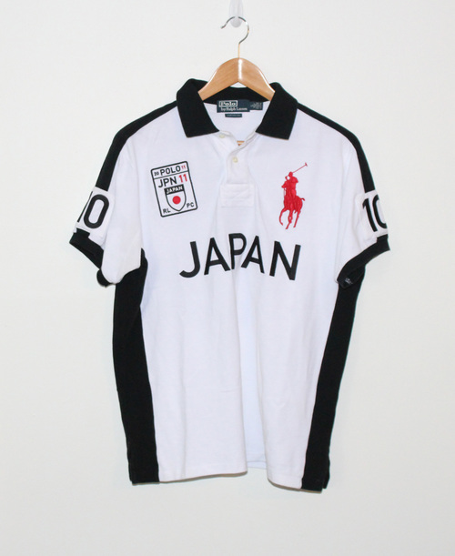 86490844 Polo Ralph Lauren Japan 2011 Rugby (Size L) — Roots