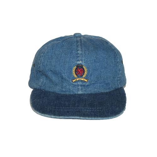 Vintage Tommy Hilfiger Denim Crest Logo Hat — Roots e0e360f0494