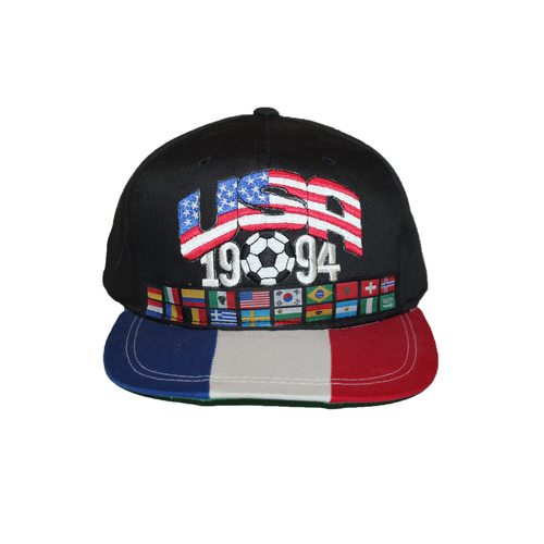 202aecac016 Vintage 1994 World Cup Soccer USA Snapback — Roots