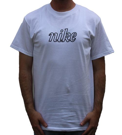 9b4b658f Vintage Nike Script Logo T Shirt (Size M) NWT — Roots