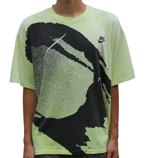 1425fb78 Vintage Neon Yellow Challenge Court Agassi T Shirt (Size XL) — Roots