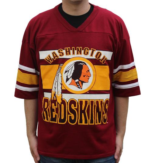 Vintage Washington Redskins Jersey T Shirt (Size XL) — Roots 4ea864515