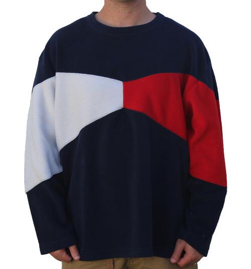 d1fee6acd Vintage Tommy Hilfiger Big Logo Fleece (Size XL) — Roots