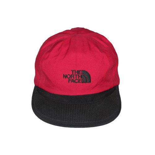 8ef3b89486e Vintage North Face Goretex Red Softbill 6 Panel Cap — Roots