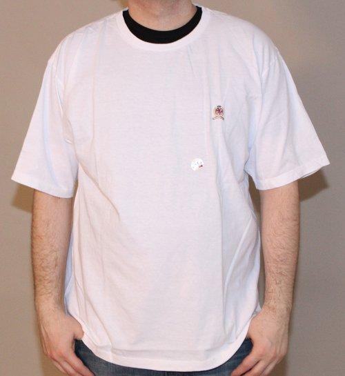 7d4b326e Vintage Tommy Hilfiger Crest Logo White T Shirt (Size L) NWT — Roots