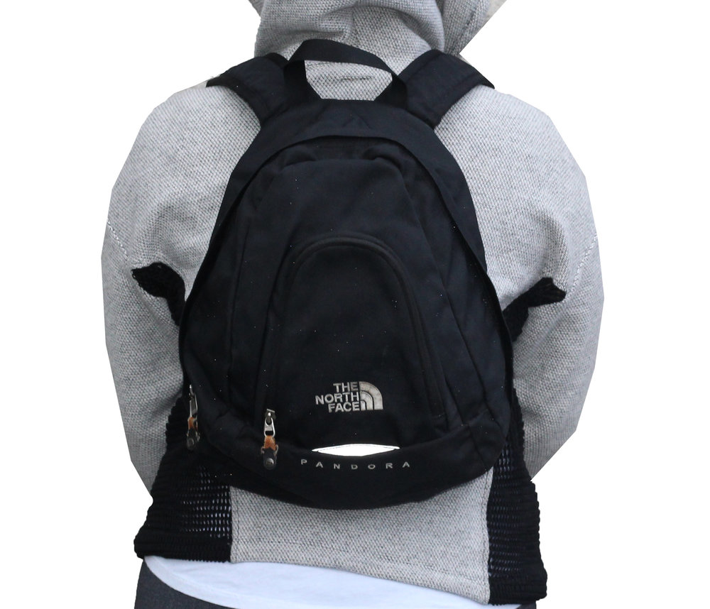north face small