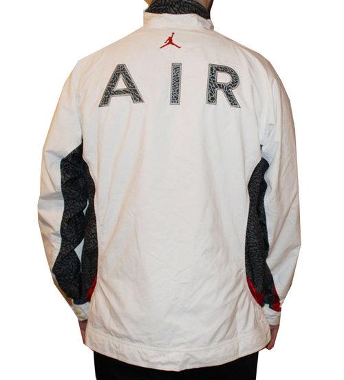 Air Jordan Retro 3 III White Cement Jacket (Size M) — Roots e8739c99c