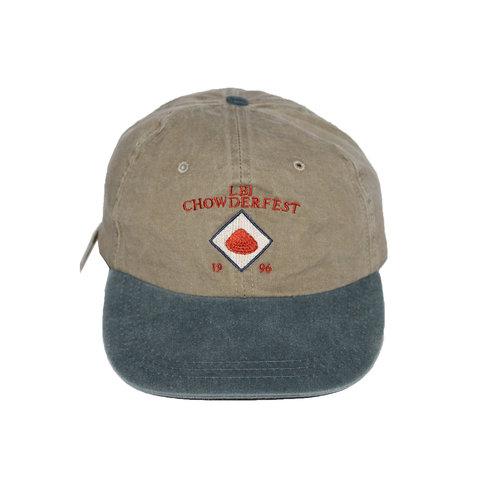 Vintage 1996 lbj chowder festival hat roots vintage 1996 lbj chowder festival hat publicscrutiny Image collections