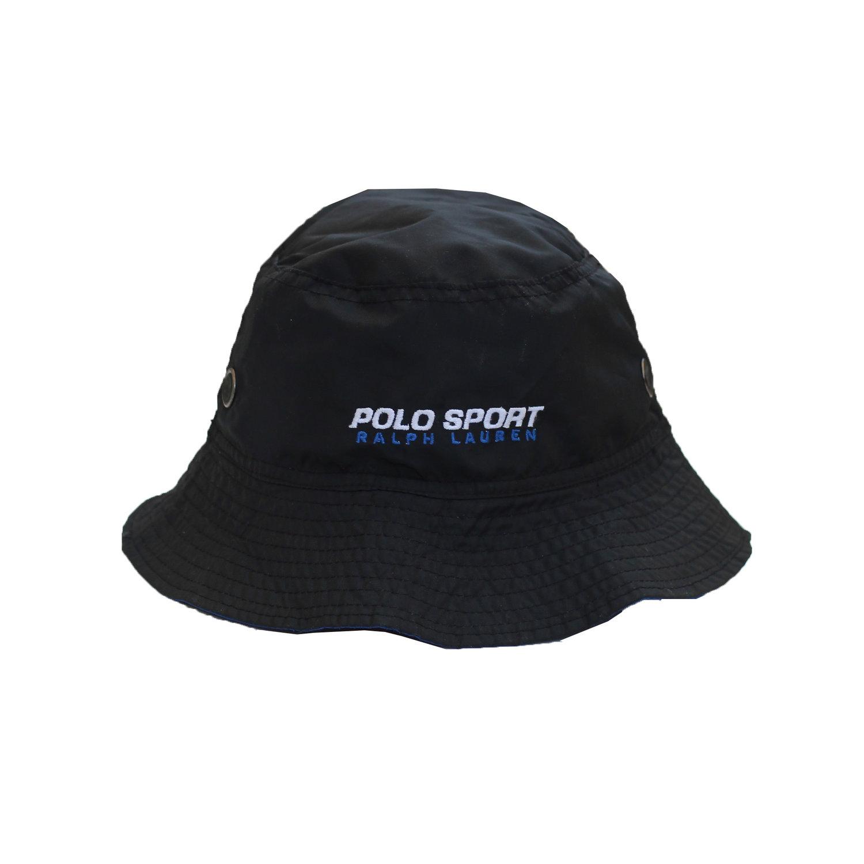 0daf5b8f67d Vintage Polo Sport Ralph Lauren Bucket Hat (Size M) — Roots