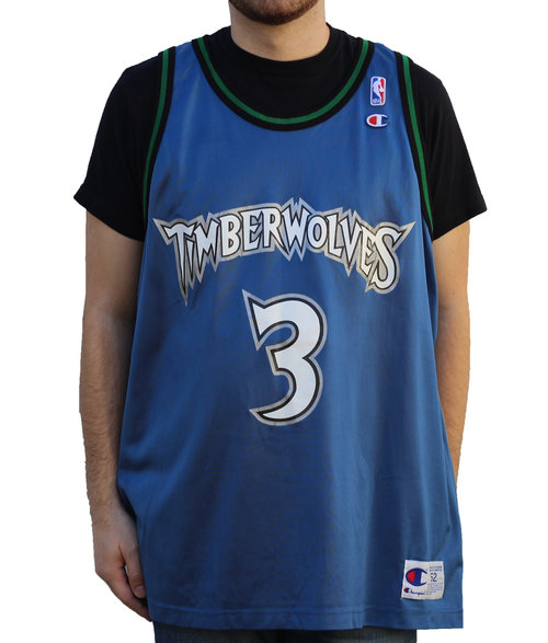 044984218d8 vintage 90s champion marbury replica jersey.jpg. Vintage 90s Champion  Minnesota Timberwolves Stephon Marbury jersey