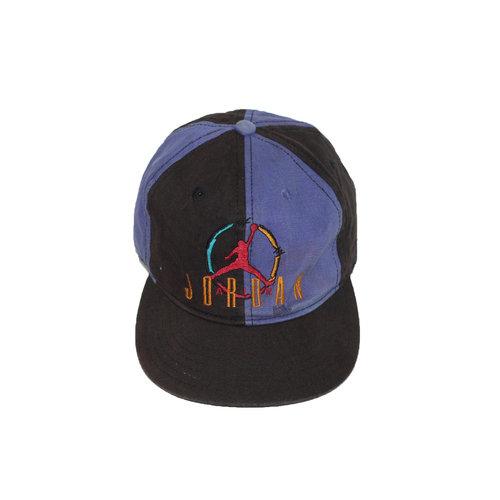 d51ab04b09c12 Vintage Nike Air Jordan Aqua 8 Youth Snapback — Roots