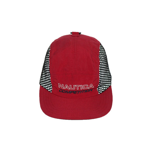 a748db3fa17f6 Vintage Nautica Competition Red   3M 5 Panel (Kids Size) — Roots