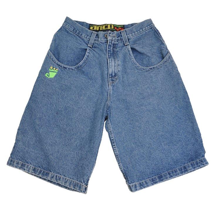 0b862b9ab7 Vintage JNCO Stinger Jean Shorts (Size 33) — Roots