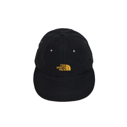 095b75f8 Vintage The North Face Black / Yellow Hat — Roots