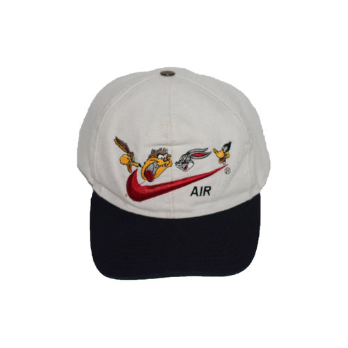 Vintage Bootleg Nike Air Looney Tunes Hat — Roots fd082e6be4c