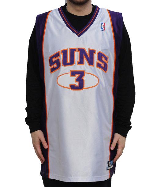 e284f4892f54 Reebok Authentic Stephon Marbury Phoenix Suns Jersey (Size 52) — Roots