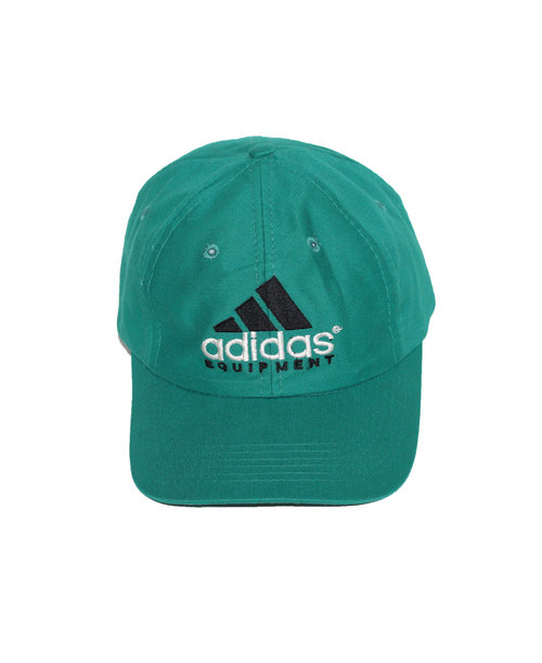 bbf49de3d89 Vintage Adidas Equipment Strap Back Hat — Roots