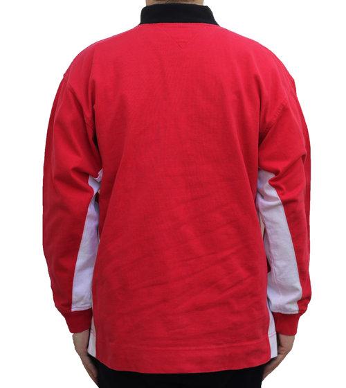 ab37bedf Vintage Tommy Hilfiger Alpine 1/4 Zip Sweatshirt (Size XL) — Roots