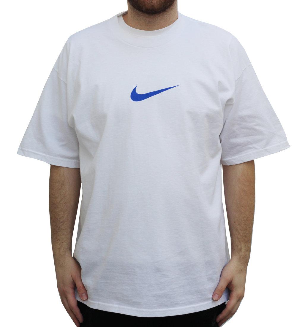 011c4361755f Nike Swoosh Logo T Shirt