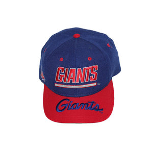 Vintage 90s Sports Specialties New York Giants Snapback. 6bf93495e89