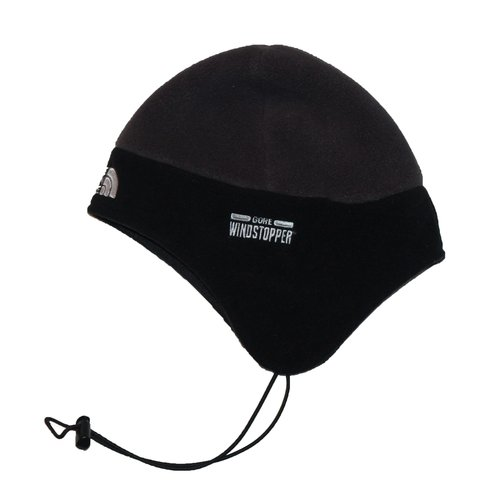199a7c872 The North Face Gore-Tex Gore Windstopper Charcoal Winter Hat (Size M)