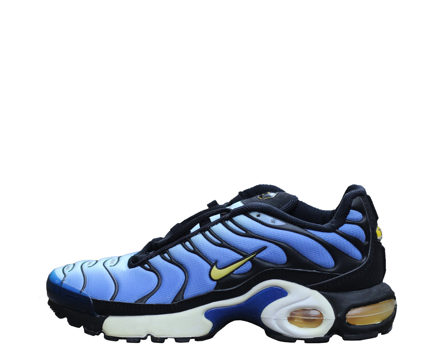 finest selection f34ca d4cf0 Kids Nike Air Max Plus TN Hyper Blue DS 2003 — Roots