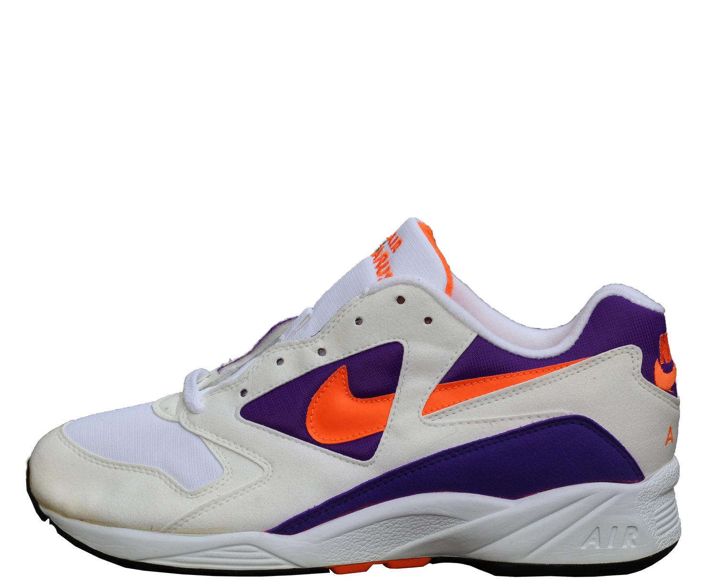 los angeles 0218e f22f3 Nike Air Icarus Extra White  Orange  Purple (Size 12) DS
