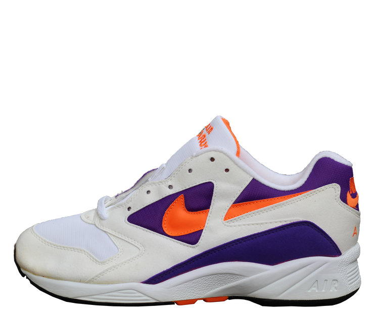 reputable site 7e245 0f6b7 Vintage Nike Air Icarus Extra white orange purple DS 1992.jpg