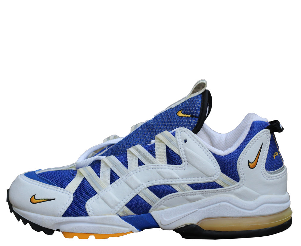 Nike Air Max Light 3 White   Royal   Taxi (Size 8) DS — Roots c6d18a41f