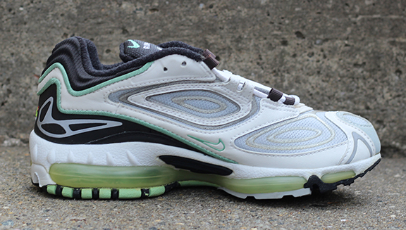 ... womens nike air max tl 1998 grey emerald ds