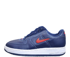 Nike Air Force 1 SC navy and red Jewel 653270 461 9c83442f5