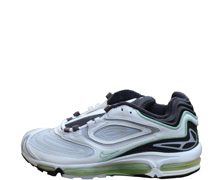 eslogan Banquete usted está  Women`s Nike Air Max TL 1998 Grey / Emerald (Size Women's 5) DS — Roots
