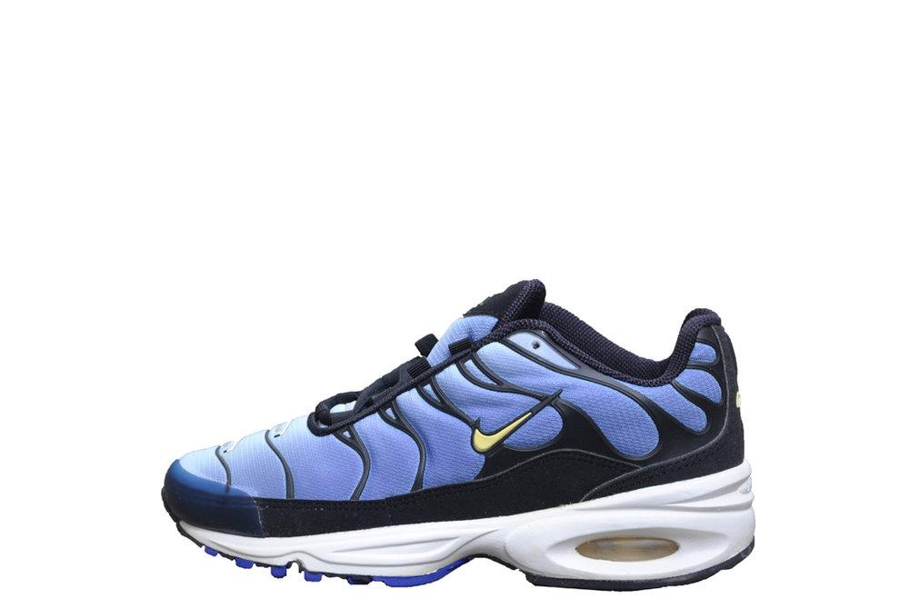 more photos 12b2d afaf8 ... Nike Air Max Plus TN Hyper blue