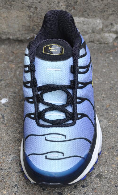 sports shoes ddfeb c4401 Kids Nike Air Max Plus TN Hyper Blue DS