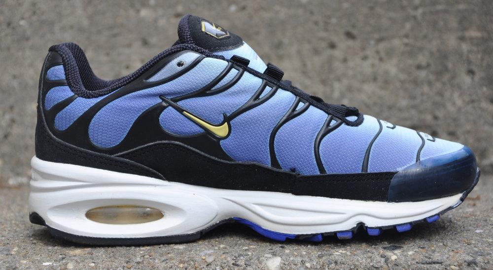 a69b39f37657 Kids Nike Air Max Plus TN Hyper Blue DS — Roots