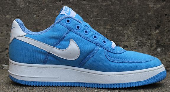 3054faada5d8 ... Nike Air Force 1 Canvas Carolina Blue DS .