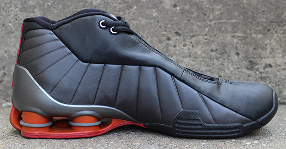 Nike Shox BB4 Black   Graphite   Red VC (Size 9.5) DS — Roots b68393040e58