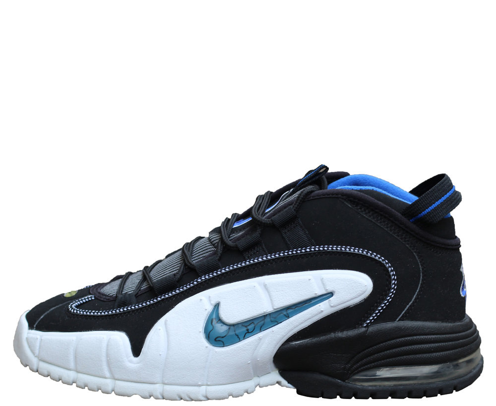 the best attitude 70739 4924a ... footlockerunlockednikeairpenny11  nike air max penny 1 black royal (size  10.5) ds