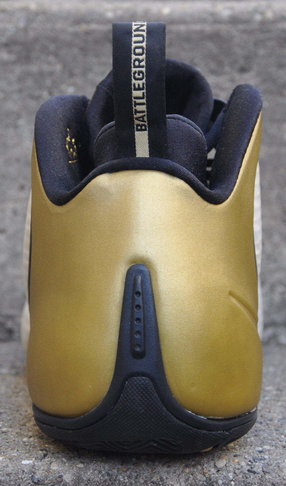 Nike Air Flightposite III BG Gold (Size 15) DS — Roots d50b101b4