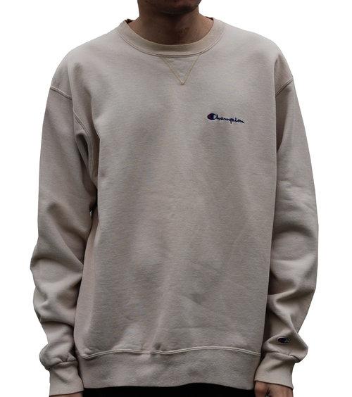 d02aba75ad16 Vintage Champion Beige Crew Neck Sweatshirt (Size XXL) — Roots